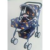 Baby Stroller Pram - Buy Best Stroller Pram, Baby Buggy, Both Side Removed Handle With Foam Tyre Wheels