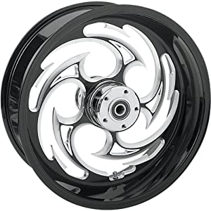 RC Components One-Piece Forged Aluminum Rear Wheel - Eclipse Savage KA1762597-85E