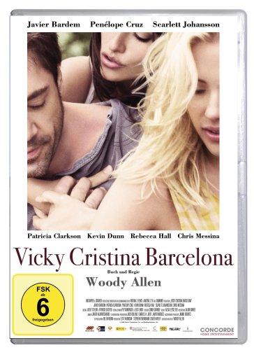 Vicky Cristina Barcelona [Alemania] [DVD]