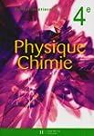 �tincelle : Physique Chimie, 4e (Manuel)