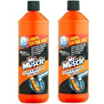 Mr Muscle Kitchen + Bathroom Drain Ge...
