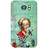 Micromax Canvas 2 A 110 Phone Cover - Gardening Phone Cover
