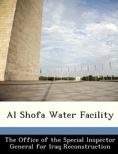 Al Shofa Water Facility