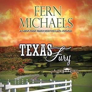 Texas Fury Audiobook