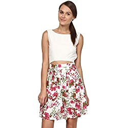 Annapoliss Women's Dresses (ANWDR09_Multi Color_Large)