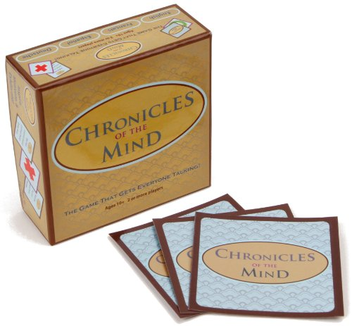 Griddly Games 4000132 Griddly Games Chronicles of the Mind