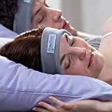 SleepPhones V4 Medium Lavender NEW WITH VOLUME CONTROL ON CORD