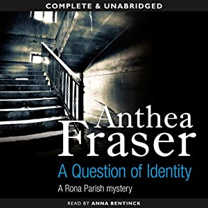 A Question of Identity | [Anthea Fraser]