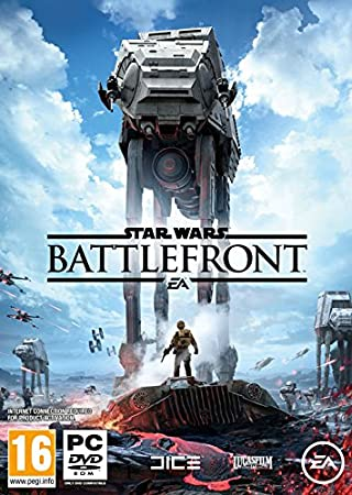 Star Wars Battlefront (PC DVD)
