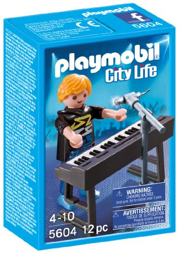 PLAYMOBIL Pop Stars Keyboarder