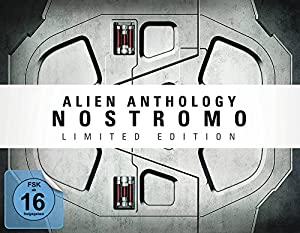 Alien Anthology Nostromo [Blu-ray] [Limited Edition]