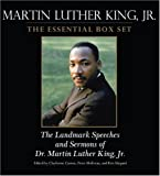img - for Martin Luther King: The Essential Box Set: The Landmark Speeches and Sermons of Martin Luther King, Jr. book / textbook / text book