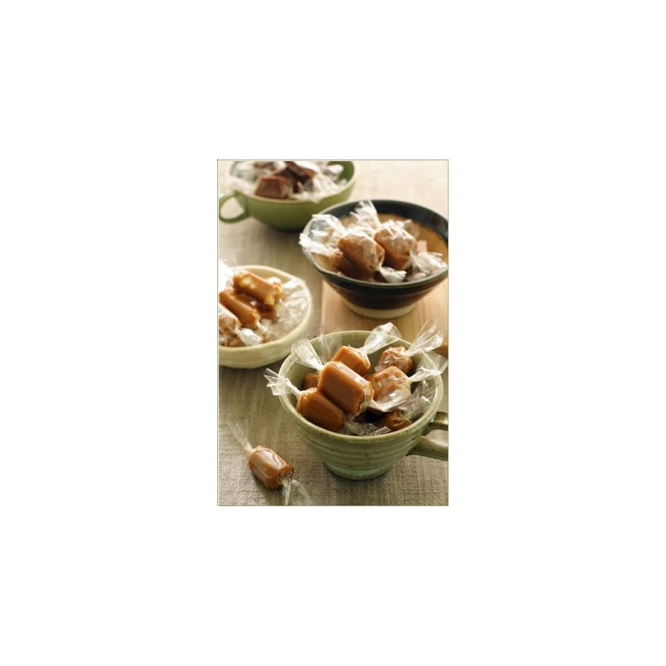 Bequet Gourmet Celtic Sea Salt Caramels Other Candy, Gum & Chocolate 24 Oz Bag