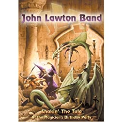John Lawton Band Shakin' The Tale
