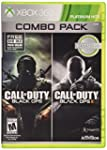 Call of Duty Black Ops 1& 2 Combo X36...