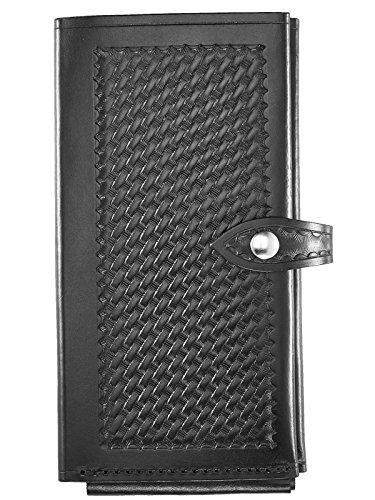aker-leather-581-double-citation-book-black-basketweave