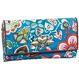 "Oilily Painted Flowers L Wallet Cherry OCB0118-2002, Damen Portemonnaie, rot (Cherry 2002) 18.25 x 10 x 3 (BxHxT)von ""Oilily"""