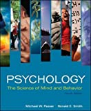 Michael W. Passer Psychology: The Science of Mind and Behavior