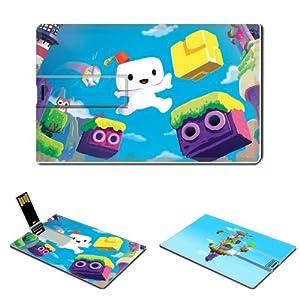 Fez Anime Comic Game ACG USB flash drive 8GB credit card size