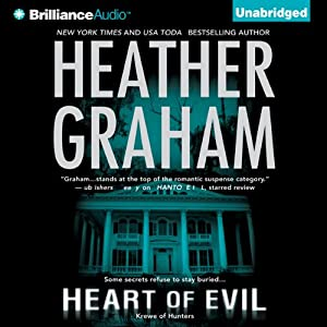 Heart of Evil: Krewe of Hunters Trilogy, Book 2 | [Heather Graham]