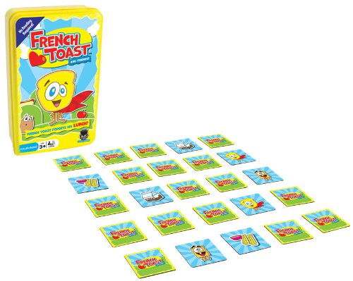 French Toast and Friends Matching Game
