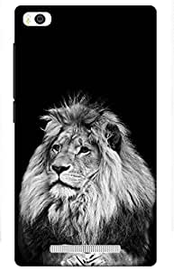 iessential nature Designer Printed Back Case Cover for Mi 4i