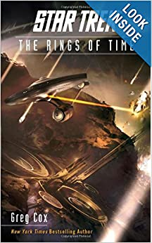 Star Trek: The Original Series: The Rings of Time by G. Cox