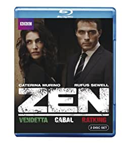 Zen: Vendetta/Cabal/Ratking [Blu-ray]