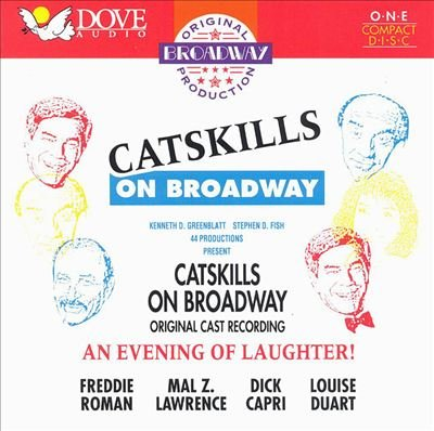 Catskills on Broadway Original Cast Recording