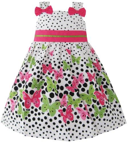 Smocked Childrens Dresses front-142548