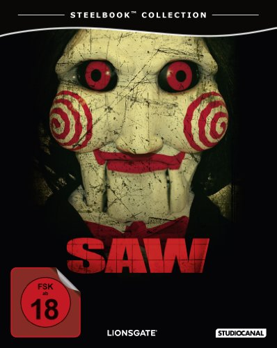 Saw - Steelbook [Blu-ray]