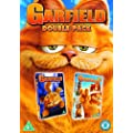 Garfield 1 and 2 Double Pack [DVD] [2004]