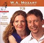 MOZART. Violin Sonatas Vols.7 & 8. Po...