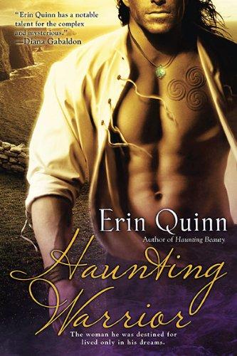 Image of Haunting Warrior (A Mists of Ireland Novel)