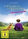 DVD Cover 'Der Fuchs und das Mädchen (Einzel-DVD)