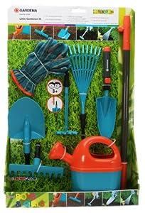 gardena outils de jardin pour enfant turquoise jeux et jouets. Black Bedroom Furniture Sets. Home Design Ideas