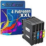 PlatinumSerie® 4 Patrone XXL kompatibel für Ricoh GC-41...