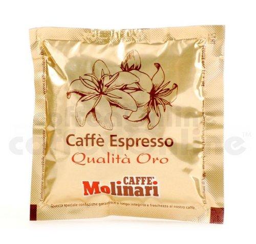 Get Molinari ESE Espresso Double Coffee Pods X 18 - CoffeaOnline.com