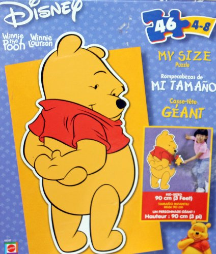 Disney's Winnie the Pooh My Size Puzzle - 1