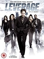 Leverage - Complete Season 5