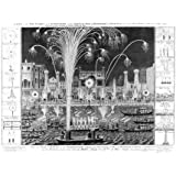 Fireworks and Illuminations (V&A Custom Print)