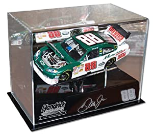 Dale Earnhardt Jr. 1 24th Die Cast 25th Anniversary Display Case with Platform -... by Sports Memorabilia