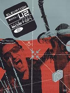 U2 - Elevation 2001 / Live from Boston [Édition Limitée]