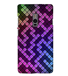 printtech 3D Pattern Back Case Cover for One Plus Two::One Plus 2::One+2