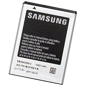 Samsung Battery for S5830, S5670 and B7510 (Black)