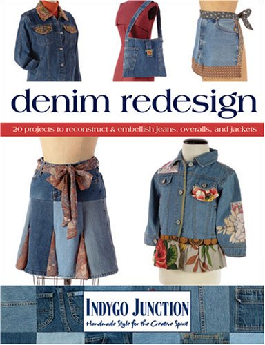 Diy how to make a carpet recycling old jeans for Recycle and redesign ideas
