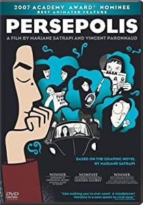 Cover of &quot;Persepolis&quot;