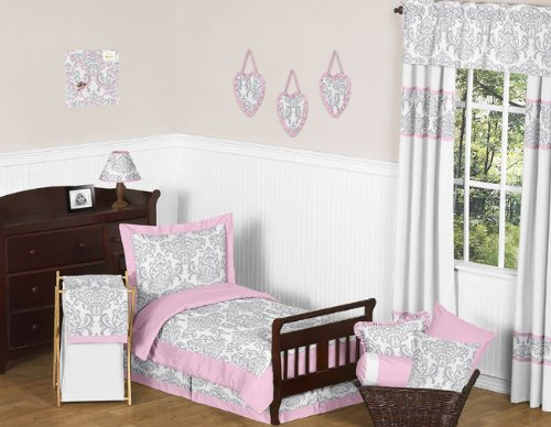 Gray Bedding Sets 6481 front