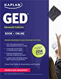 New GED® Test Strategies, Practice, and Review with 2 Practice Tests: Book + Online - Fully Updated for the 2014 GED (Kaplan Ged)