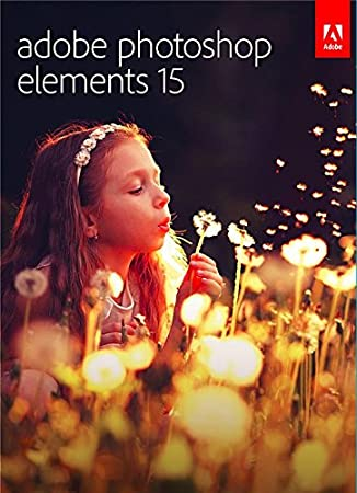 Adobe Photoshop Elements 15 [Mac Download]